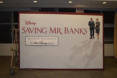 Saving Mr. Banks event at Walt Disney Studios / insidethemagic